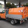 Leichtmüllverdichter BERTSCHE LM 2.0 Trägerfahrzeug Ford Range