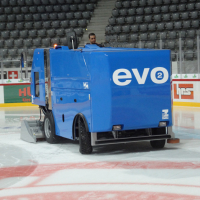 Eisbearbeitungsmaschine Mulser WM Evo2 electric