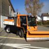 HANSA APZ1003L mit Winterdienstausrüstung