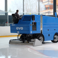 Eisbearbeitungsmaschine WM Evo2 electric